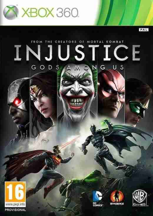 injustice gods among us pc descargar